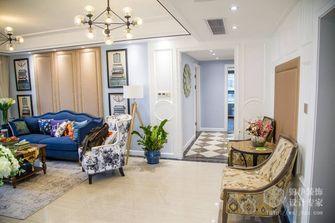 10-15万140平米三室两厅美式风格客厅装修图片大全