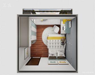 5-10万140平米四室两厅现代简约风格儿童房图