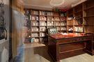 140平米四室一厅中式风格书房图片