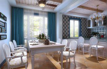 5-10万120平米三室八厅地中海风格餐厅装修案例