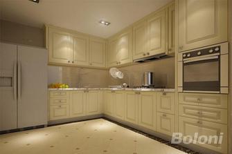 140平米别墅欧式风格厨房图片大全