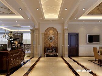 140平米别墅欧式风格玄关图片