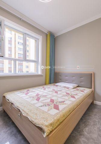 经济型90平米北欧风格卧室图片大全