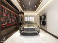 80平米一室一厅中式风格玄关装修效果图