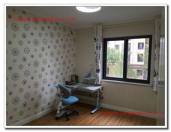120平米三室两厅欧式风格卧室图片大全
