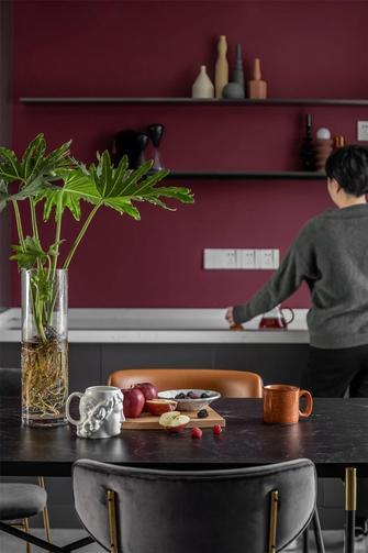 140平米三混搭风格厨房图片
