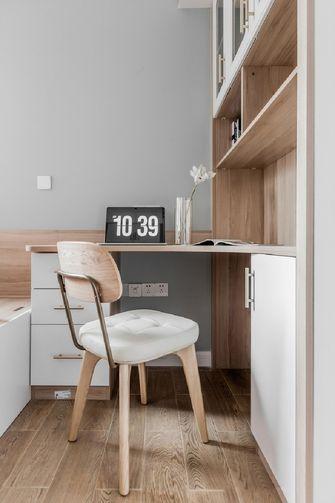 100平米三室两厅美式风格儿童房图片