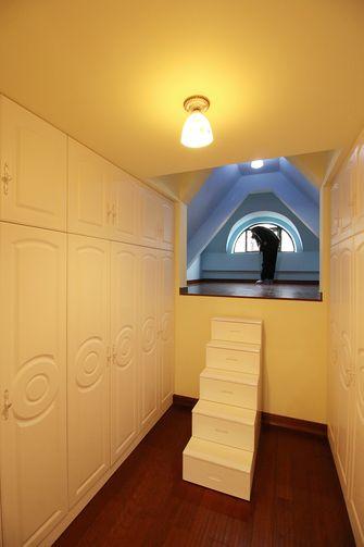 20万以上140平米复式欧式风格储藏室装修图片大全