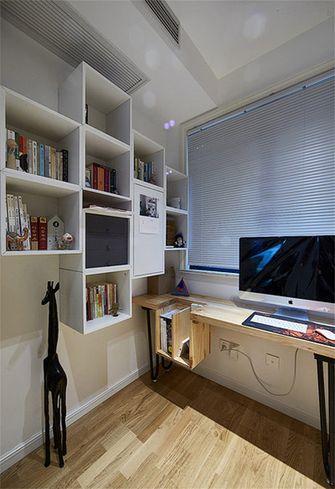 90平米宜家风格书房图片