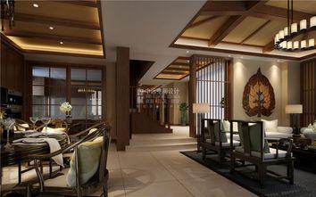 20万以上140平米别墅东南亚风格走廊图