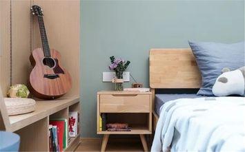 70平米一居室混搭风格卧室装修效果图