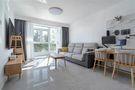 90平米北欧风格客厅设计图