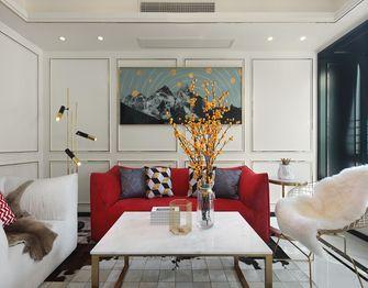 100平米三室三厅其他风格客厅图