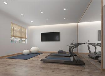 140平米三室五厅其他风格健身室图片