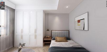 130平米四室两厅法式风格卧室装修效果图