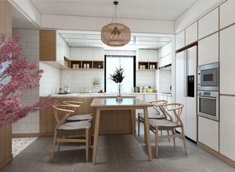 140平米三日式风格餐厅图片