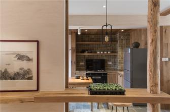 140平米四室三厅日式风格其他区域欣赏图