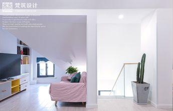 140平米三美式风格阁楼装修案例