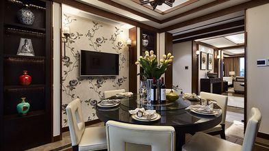 70平米公寓中式风格餐厅图片大全