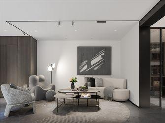 120平米三室三厅法式风格客厅图