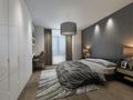 富裕型140平米三室两厅宜家风格卧室图片大全