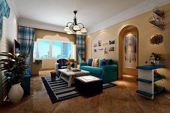 公寓地中海风格装修案例
