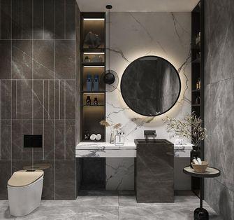 140平米三室两厅新古典风格卫生间设计图