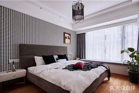 20萬以上140平米別墅北歐風格臥室設計圖