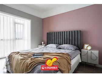15-20万130平米四室两厅北欧风格卧室设计图