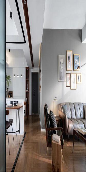 130平米三室一厅新古典风格玄关装修效果图