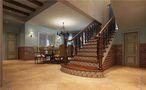 20万以上140平米复式法式风格楼梯装修图片大全