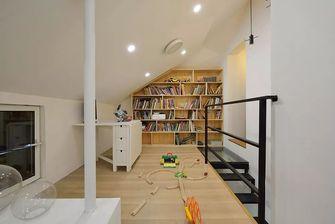 40平米小户型现代简约风格阁楼装修案例