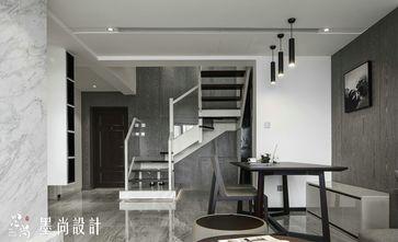 富裕型140平米四室两厅混搭风格阁楼欣赏图