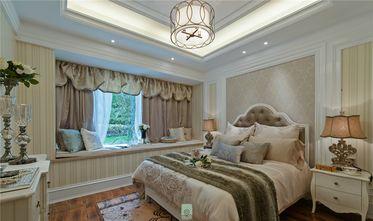 120平米四室两厅法式风格卧室图
