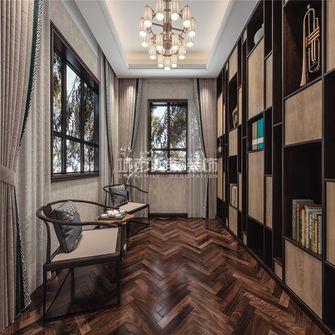 140平米别墅新古典风格阳台装修图片大全