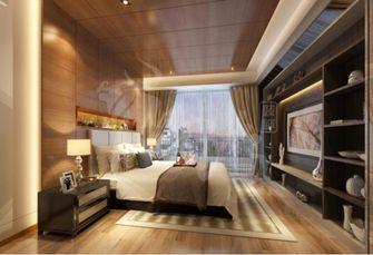 100平米公寓中式风格卧室装修案例