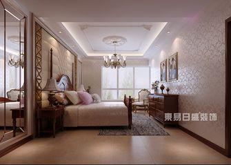 140平米三美式风格卧室图片大全