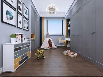100平米四其他风格儿童房设计图
