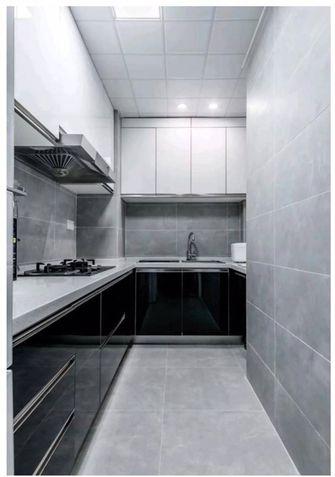 90平米三室两厅其他风格厨房设计图