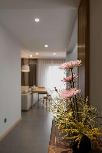 140平米复式日式风格玄关欣赏图