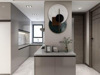 80平米三室两厅现代简约风格玄关欣赏图