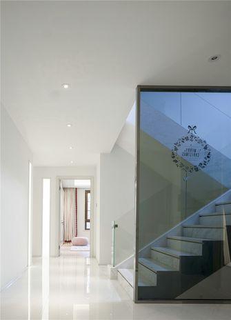 110平米三宜家风格楼梯间装修图片大全