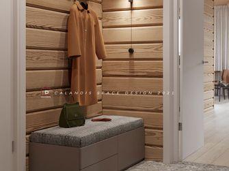 140平米复式日式风格玄关设计图