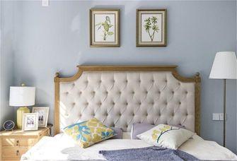 90平米三美式风格卧室图