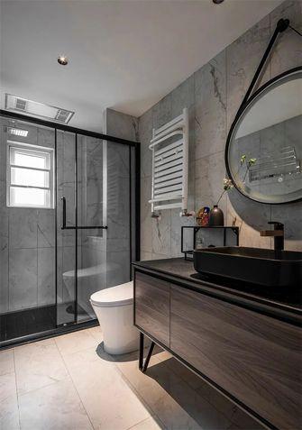 120平米三室两厅新古典风格卫生间图片大全