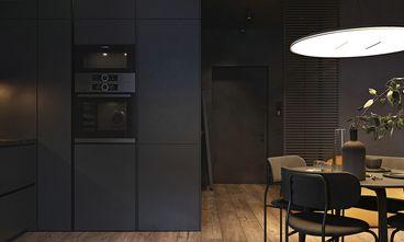 5-10万70平米三室两厅英伦风格餐厅装修图片大全