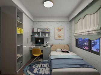 130平米三室两厅中式风格儿童房图片