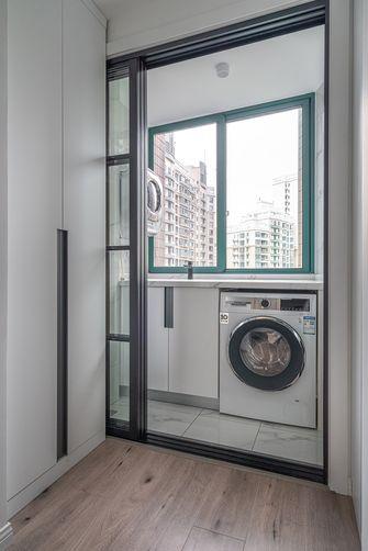 富裕型50平米小户型现代简约风格阳台图