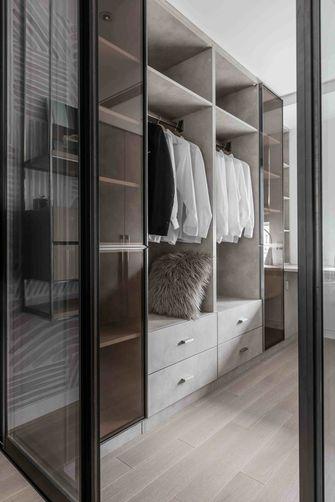 120平米三室两厅现代简约风格影音室图片