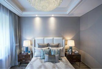 100平米三室一厅现代简约风格卧室装修案例